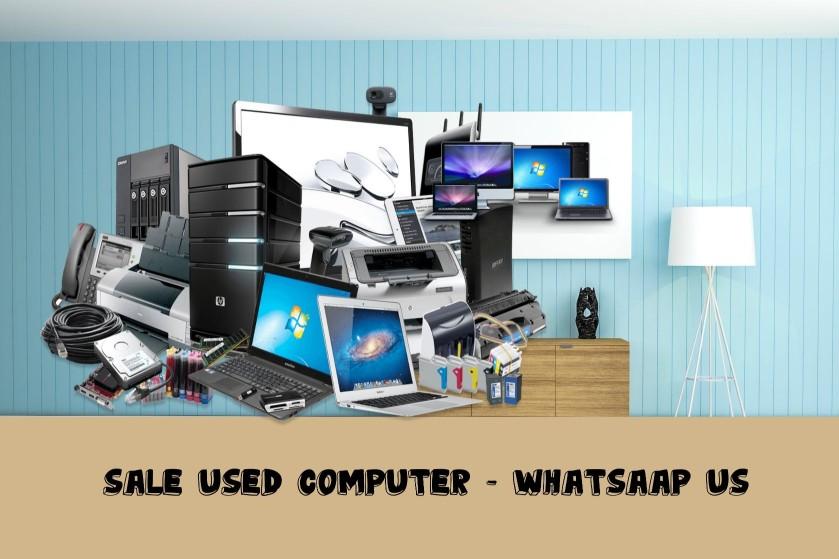 sale used computer