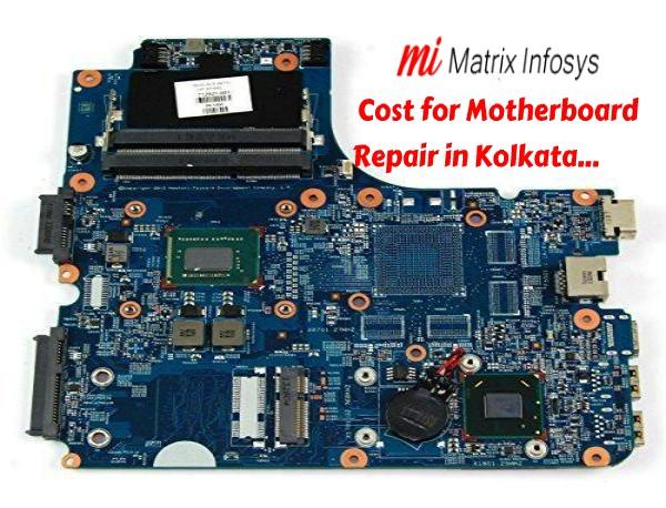 cost for motherboard repair
